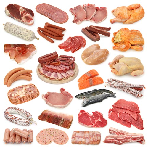 Eating meat poultry and fish the healthy way for Is fish meat