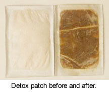 Detox Patch Before and After